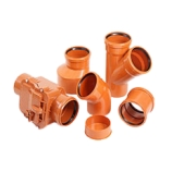 Фитинги для наружной канализации 110 (ПП)