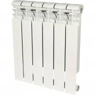 ROMMER 6 секции радиатор биметаллический Profi BM 500 (BI500-80-80-150)