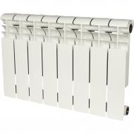 ROMMER 8 секций радиатор биметаллический Profi BM 350 (BI350-80-80-130)