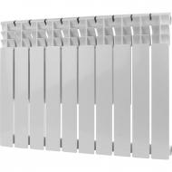 ROMMER Optima BM 500 10 секций радиатор биметаллический (RAL9016)