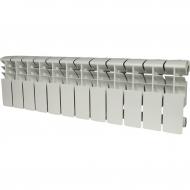 ROMMER Plus 200 12 секций радиатор алюминиевый (RAL9016) 89992