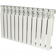 ROMMER Plus 500 12 секций радиатор алюминиевый (RAL9016) 89567