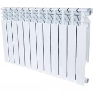 ROMMER Plus BM 500 12 секций радиатор биметаллический (RAL9016)