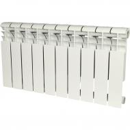 ROMMER Profi 350 (AL350-80-80-080) 10 секций радиатор алюминиевый (RAL9016) 86623