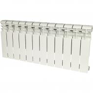 ROMMER Profi 350 (AL350-80-80-080) 12 секций радиатор алюминиевый (RAL9016) 86624