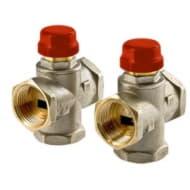 Трехходовой термостатический смесительный клапан 1 Valtec