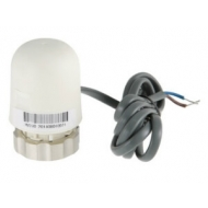 Электротермический сервопривод для теплого пола Valtec, нормально открытый, питание 24 В