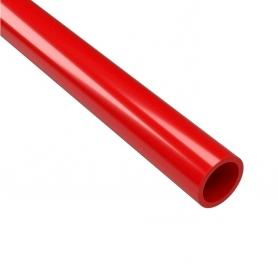 Труба из сшитого полиэтилена повышенной термостойкости PROFFI 16х2.0 PE-RT красная (200 метров)