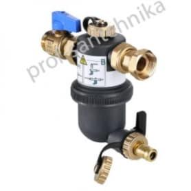 Фильтр-дешламатор с пластиковым корпусом 3/4 VT.383.B.05