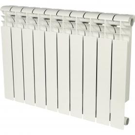 ROMMER 10 секции радиатор биметаллический Profi BM 500 (BI500-80-80-150) 82490