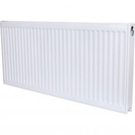 ROMMER 11/300/1100 радиатор стальной панельный нижнее правое подключение Ventil (цвет RAL 9016) RRS-1020-113110