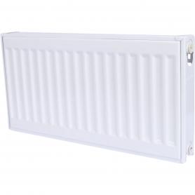ROMMER 11/300/600 радиатор стальной панельный боковое подключение Compact (цвет RAL 9016) RRS-1010-113060