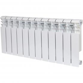 ROMMER 12 секций радиатор биметаллический Profi BM 350 86633