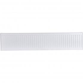 ROMMER 22/300/1400 радиатор стальной панельный боковое подключение Compact RRS-2010-223140
