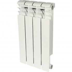 ROMMER 4 секции радиатор биметаллический Profi BM 500 (BI500-80-80-150) 82487