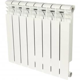 ROMMER 8 секции радиатор биметаллический Profi BM 500 (BI500-80-80-150) 82489
