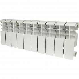 ROMMER Plus 200 10 секций радиатор алюминиевый (RAL9016) 89991