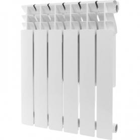 ROMMER Plus 500 10 секций радиатор алюминиевый (RAL9016) 89566