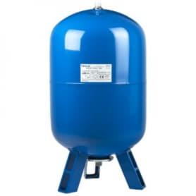 Расширительный мембранный бак для водоснабжения 50л. СИНИЙ CM.AFE.050