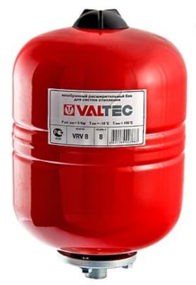 Расширительный мембранный бак для отопления 8 VT.RV.R.060008