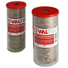 Нить сантехническая льняная, для резьб. соед. (55м) VT.FLAX.0.055