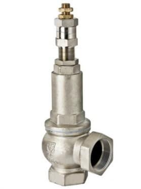 Клапан предохранительный регулируемый 1-12 бар 1 1/4 VALTEC