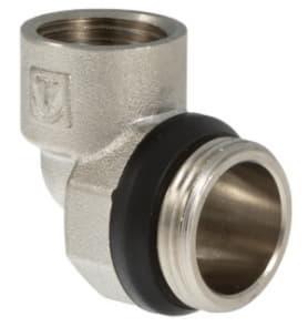 Отвод коллекторный 3/4x1/2 наружная-внутренняя (угольник)