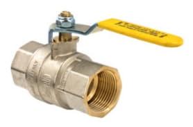 Кран шаровой газовый с внутренней резьбой 1 1/2 S.271.08