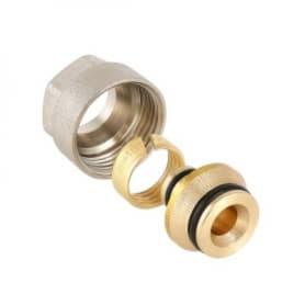 Фитинг коллекторный для металлополимерной трубы 20(2,0)