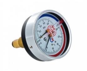 Термоманометр ТМТБ-41Т задний 1/2 10 бар 0-150 ТМТБ-41Т.0410150