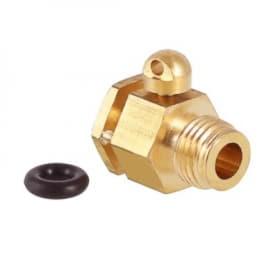 Адаптер для датчика температуры теплосчетчика 5 мм х М10 VTr.434.N.M10