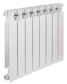 Радиатор TENRAD BM 500/80 6-секций TNRD.BM 58/6