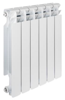 Радиатор алюминиевый Brixis 500/100 6-секция BRX.BAS.51/6