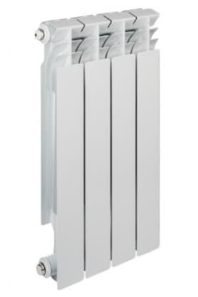 Радиатор алюминиевый TENRAD 500/80 4-секции TNRD.58/4