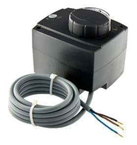 Сервопривод для смесительного клапана импульсный 24В (AVC05)