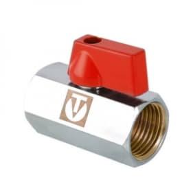 Кран шаровой MINI (мини) 1/2 внутренняя-внутренняя VALTEC