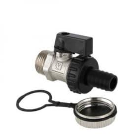 Кран шаровой дренажный 1/2 VALTEC VT.430.N.04