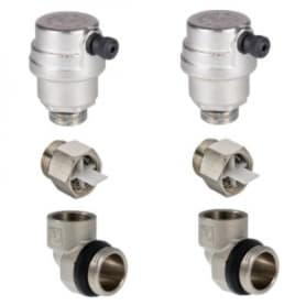 Автоматические воздухоотводчики для узлов типа GPR