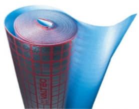 Подложка для теплого пола VALTEC, мультифольга 3мм.30м VT.HS.FP.0312