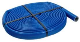 Теплоизоляция для полипропиленовых труб 22 (4мм) бухта 10м СИНИЙ