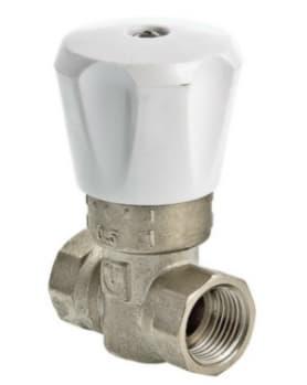 Терморегулирующий клапан двойной регулировкики 1/2 VT.004.N.04