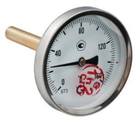 Термометр БТ-31 Dy63 с задн. подкл., 1/2