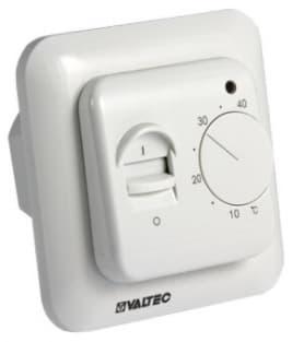 Терморегулятор для теплого пола Valtec (НЗ и НО сервоприводы, 24-220В)