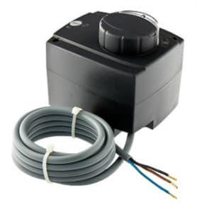 Радиальный сервомотор, для трехходового смесительного клапана 24В Valtec