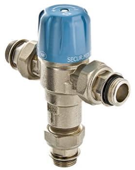 Трехходовой термостатический смесительный клапан Thermomix 1/2 Valtec