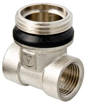 Отвод коллекторный 1x1/2 наружная-внутренняя (угольник)